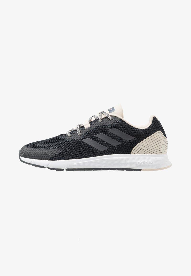 adidas Performance - SOORAJ VERUM CLOUDFOAM RUNNING SHOES - Obuwie do biegania treningowe - core black/grey five