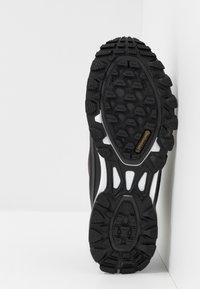 adidas by Stella McCartney - ADIZERO XT TRAIL RUNNING SHOES - Neutral running shoes - utility black/iron metallic/night steal - 4