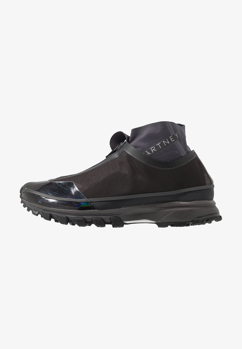 adidas by Stella McCartney - ADIZERO XT TRAIL RUNNING SHOES - Neutral running shoes - utility black/iron metallic/night steal