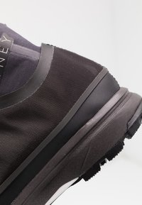 adidas by Stella McCartney - ADIZERO XT TRAIL RUNNING SHOES - Neutral running shoes - utility black/iron metallic/night steal - 5
