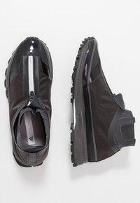 adidas by Stella McCartney - ADIZERO XT TRAIL RUNNING SHOES - Neutral running shoes - utility black/iron metallic/night steal - 1
