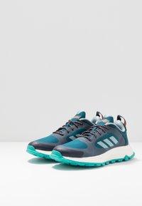 adidas Performance - RESPONSE TRAIL  - Neutrala löparskor - trace blue/ash grey/tech mint - 2