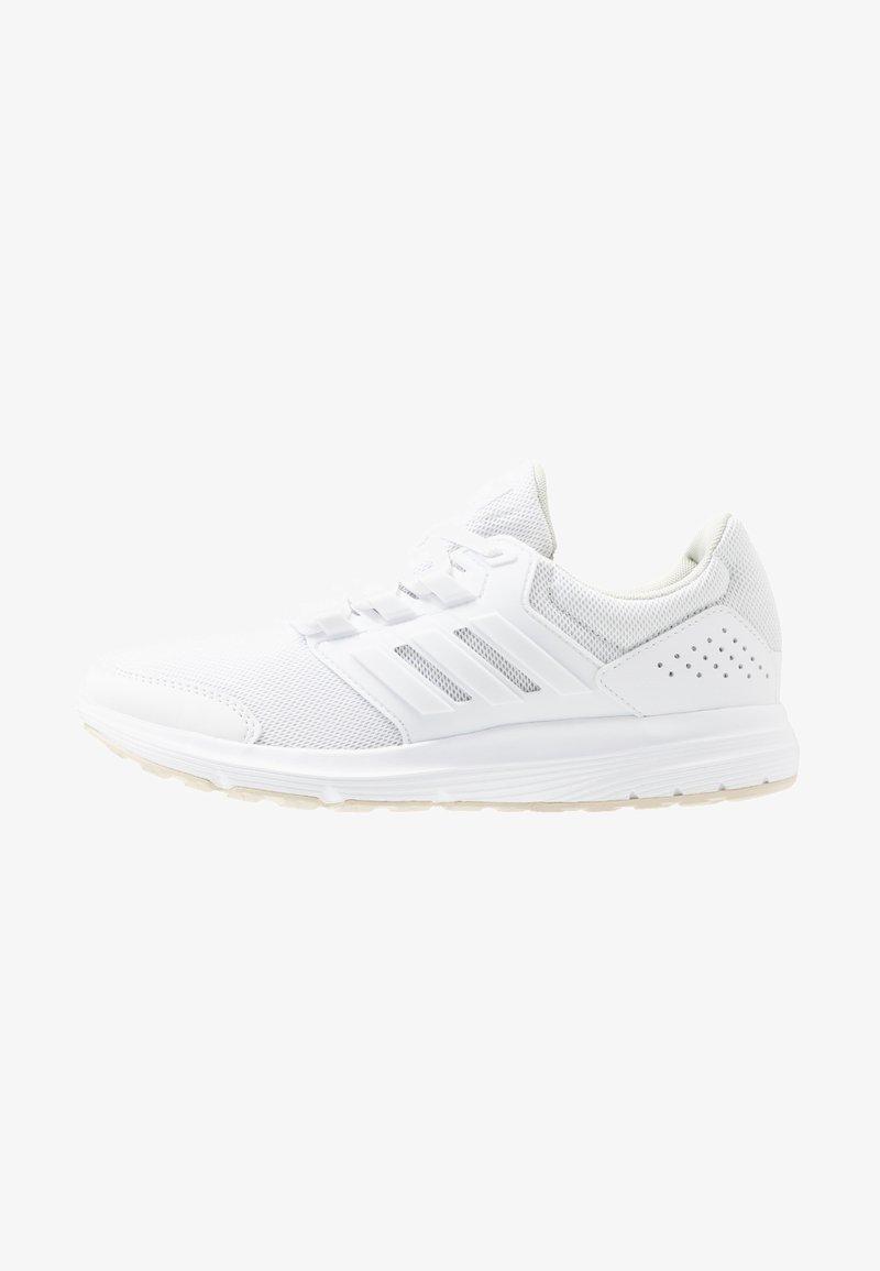 adidas Performance - GALAXY 4 - Juoksukenkä/neutraalit - footwear white/raw white