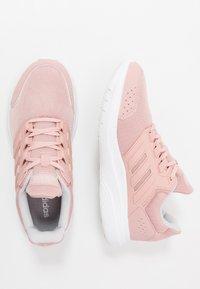 adidas Performance - GALAXY  - Neutral running shoes - pink spice/dash grey - 1