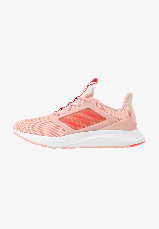 ENERGYFALCON X - Neutral running shoes - pink spice/shock red/glow pink