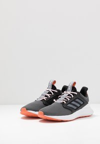 adidas Performance - ENERGYFALCON X - Juoksukenkä/neutraalit - core black/footwear white/grey