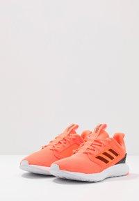 adidas Performance - ENERGYFALCON X - Zapatillas de running neutras - signal orange/core black/glow orange - 2