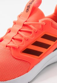 adidas Performance - ENERGYFALCON X - Zapatillas de running neutras - signal orange/core black/glow orange - 5