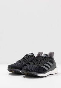 adidas Performance - SOLAR GLIDE 19 - Obuwie do biegania treningowe - black - 2