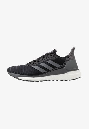 SOLAR GLIDE 19 - Zapatillas de running neutras - black