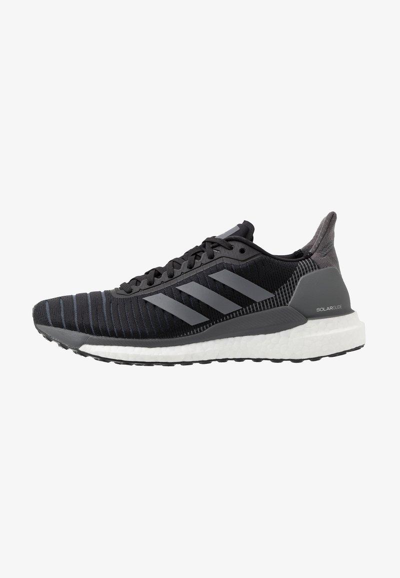 adidas Performance - SOLAR GLIDE 19 - Obuwie do biegania treningowe - black