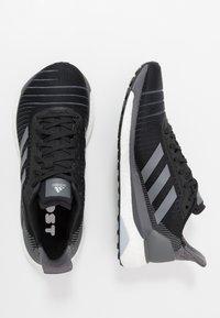 adidas Performance - SOLAR GLIDE 19 - Obuwie do biegania treningowe - black - 1