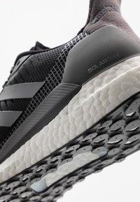 adidas Performance - SOLAR GLIDE 19 - Obuwie do biegania treningowe - black - 5