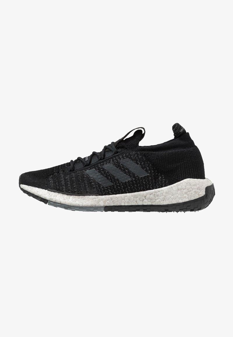 adidas Performance - PULSEBOOST HD - Neutral running shoes - core black/grey six/grey three
