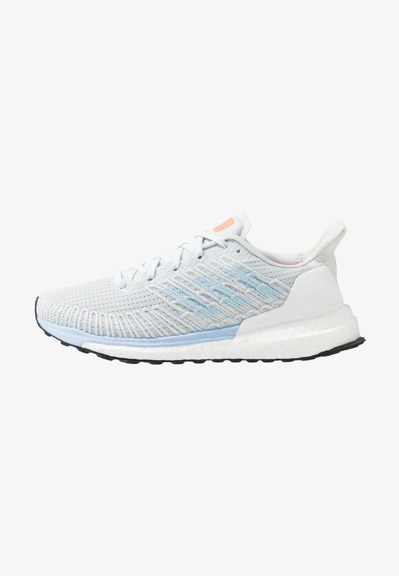 adidas Performance - SOLAR BOOST ST 19  - Neutral running shoes - blue tint/glow blue/solar orange