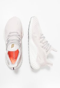 adidas Performance - ALPHABOOST - Neutral running shoes - orchid tint/copper metallic - 1
