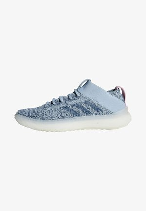 PUREBOOST TRAINER SHOES - Sports shoes - blue
