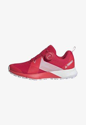 TERREX TWO BOA  - Běžecké boty do terénu - pink