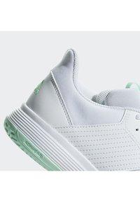 adidas Performance - LIGRA 6 SHOES - Volleyballschuh - white - 8