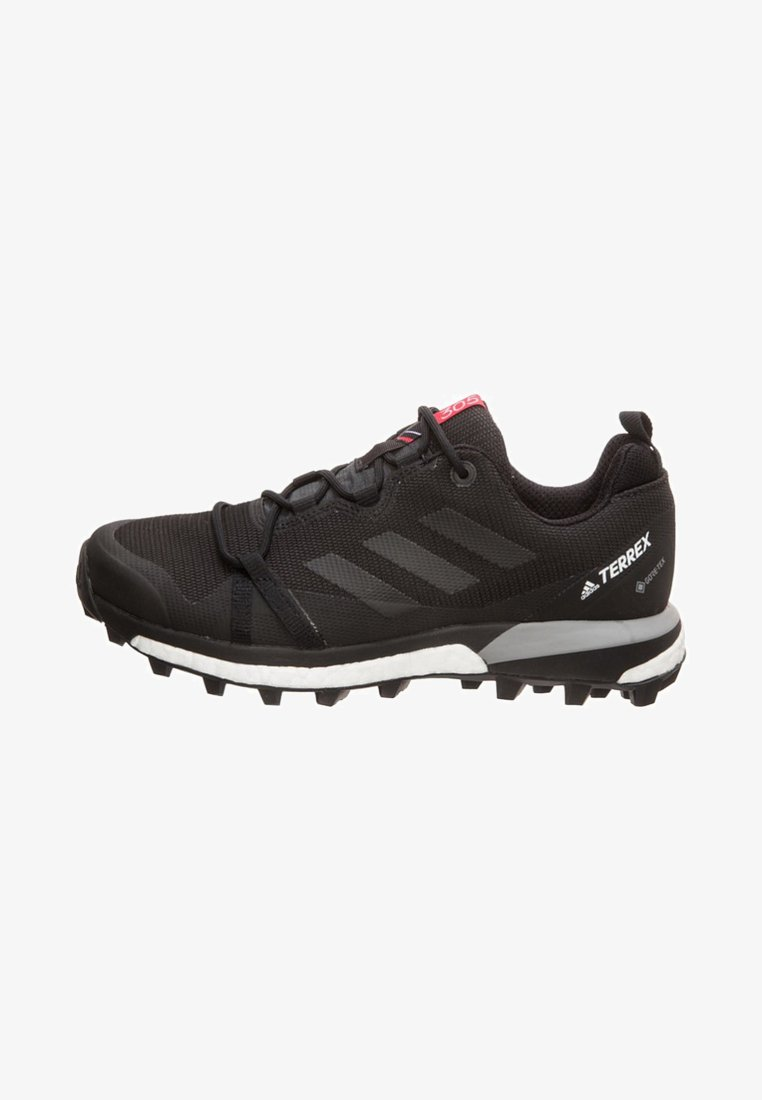 adidas Performance - TERREX SKYCHASER LT GORE TEX HIKING SHOES - Hiking shoes - anthracite