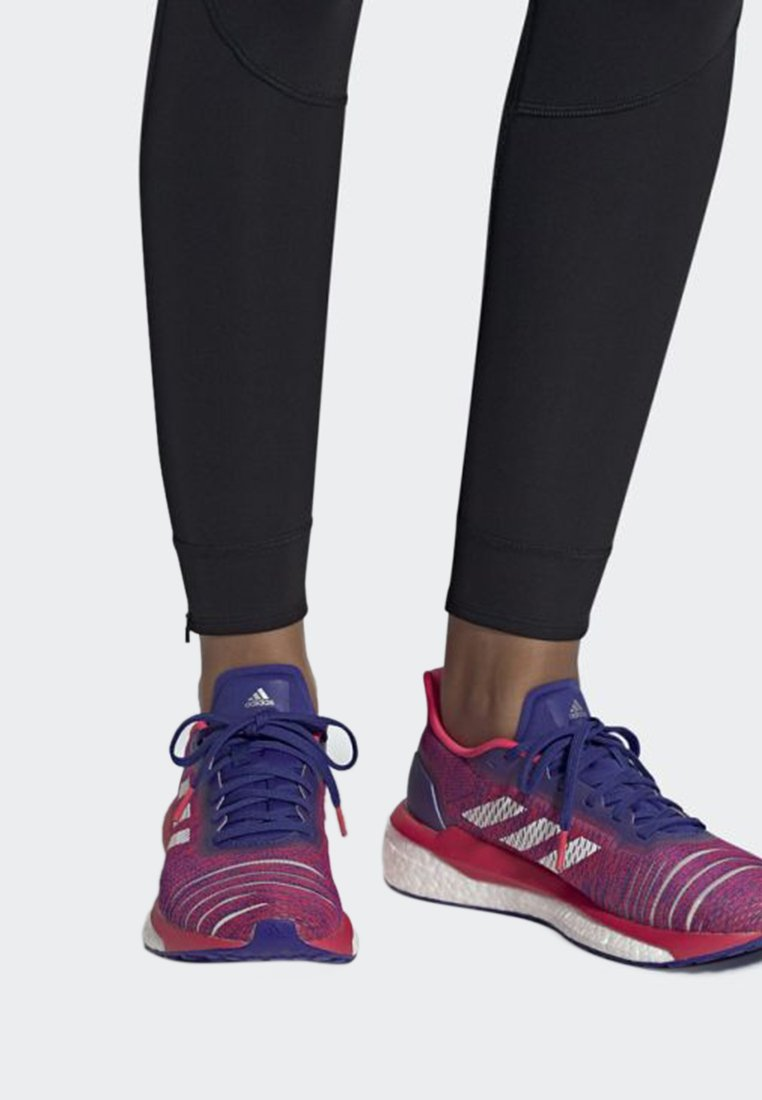 adidas Performance - SOLARDRIVE SHOES - Stabilty running shoes - blue