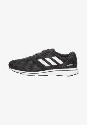 ADIZERO ADIOS 4 - Neutral running shoes - core black/footwear white