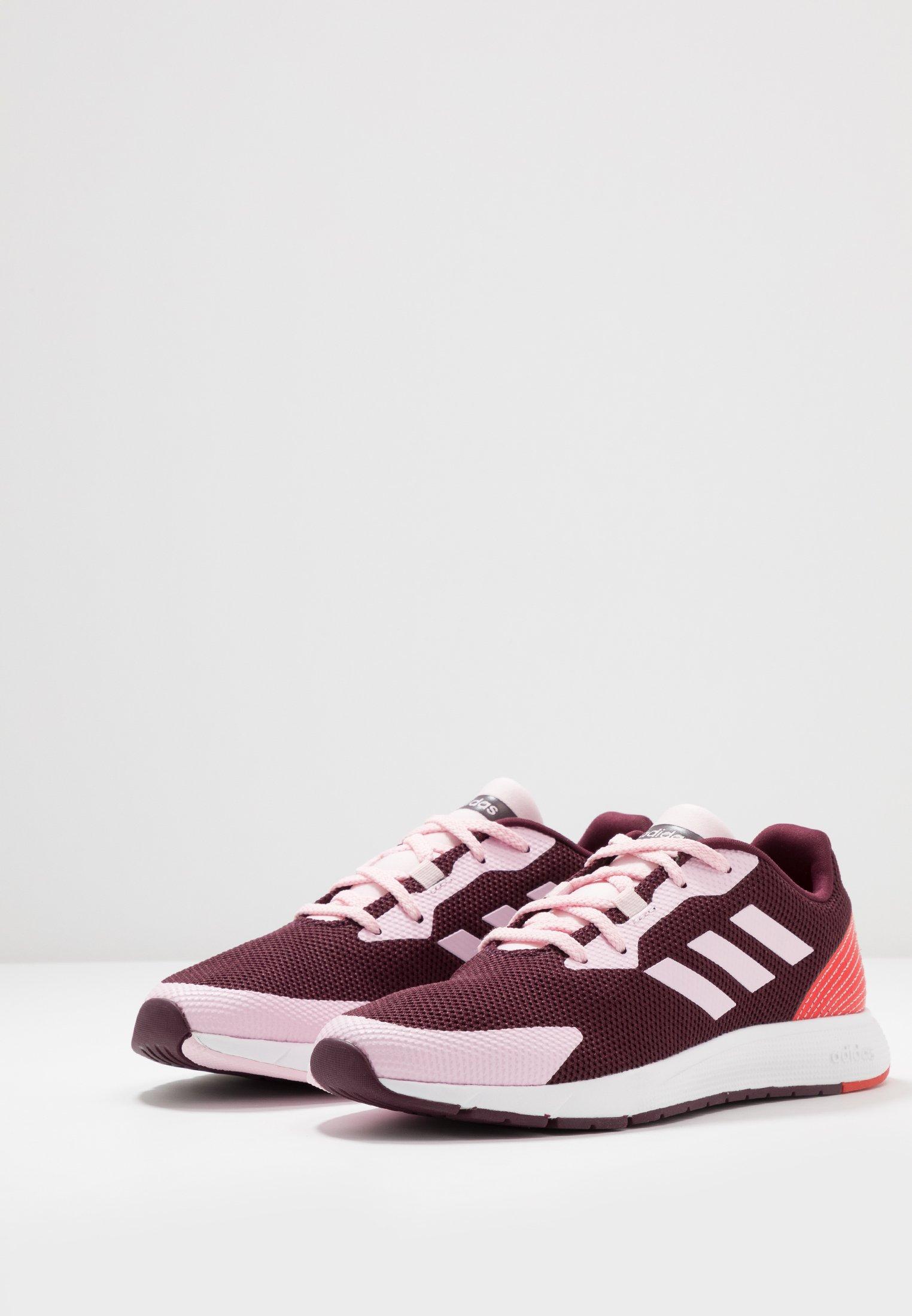 Running Red active Neutre SoorajScarpe Maroon Pink Adidas Performance clear qUGjzMLSVp