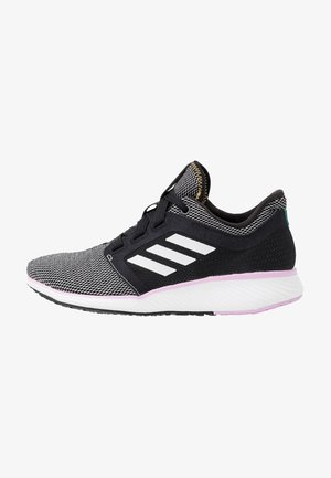 EDGE LUX 3 - Neutrální běžecké boty - core black/footwear white/clear lilac