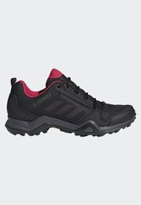 adidas Performance - TERREX AX3 SHOES - Hikingschuh - black - 6