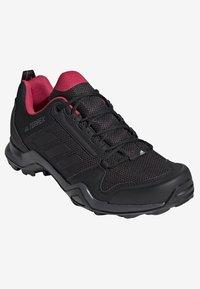 adidas Performance - TERREX AX3 SHOES - Hiking shoes - black - 3