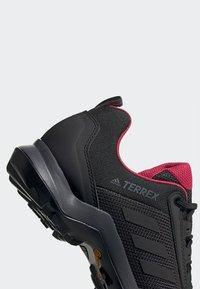 adidas Performance - TERREX AX3 SHOES - Hiking shoes - black - 9