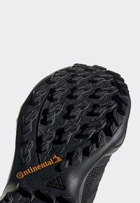 adidas Performance - TERREX AX3 SHOES - Hiking shoes - black - 8