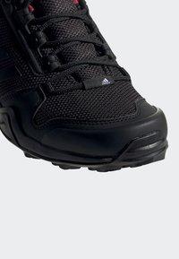adidas Performance - TERREX AX3 SHOES - Hiking shoes - black - 7