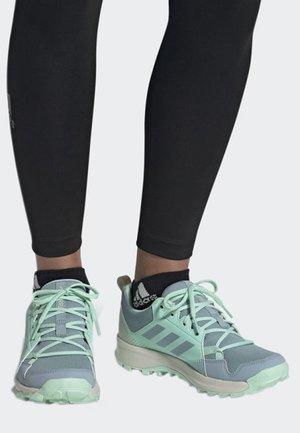 TERREX TRACEROCKER GTX SHOES - Hiking shoes - blue