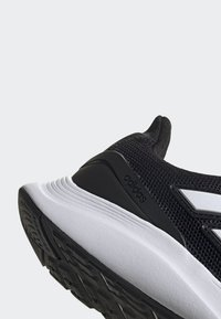 adidas Performance - ENERGYFALCON SHOES - Stabilty running shoes - black/white/grey - 8