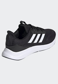 adidas Performance - ENERGYFALCON SHOES - Stabilty running shoes - black/white/grey - 4