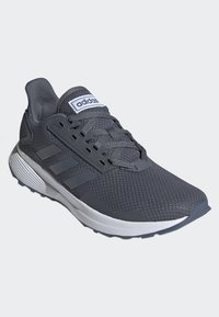 adidas Performance - DURAMO 9 SHOES - Neutral running shoes - grey - 3