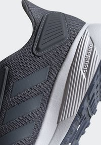 adidas Performance - DURAMO 9 SHOES - Neutral running shoes - grey - 8