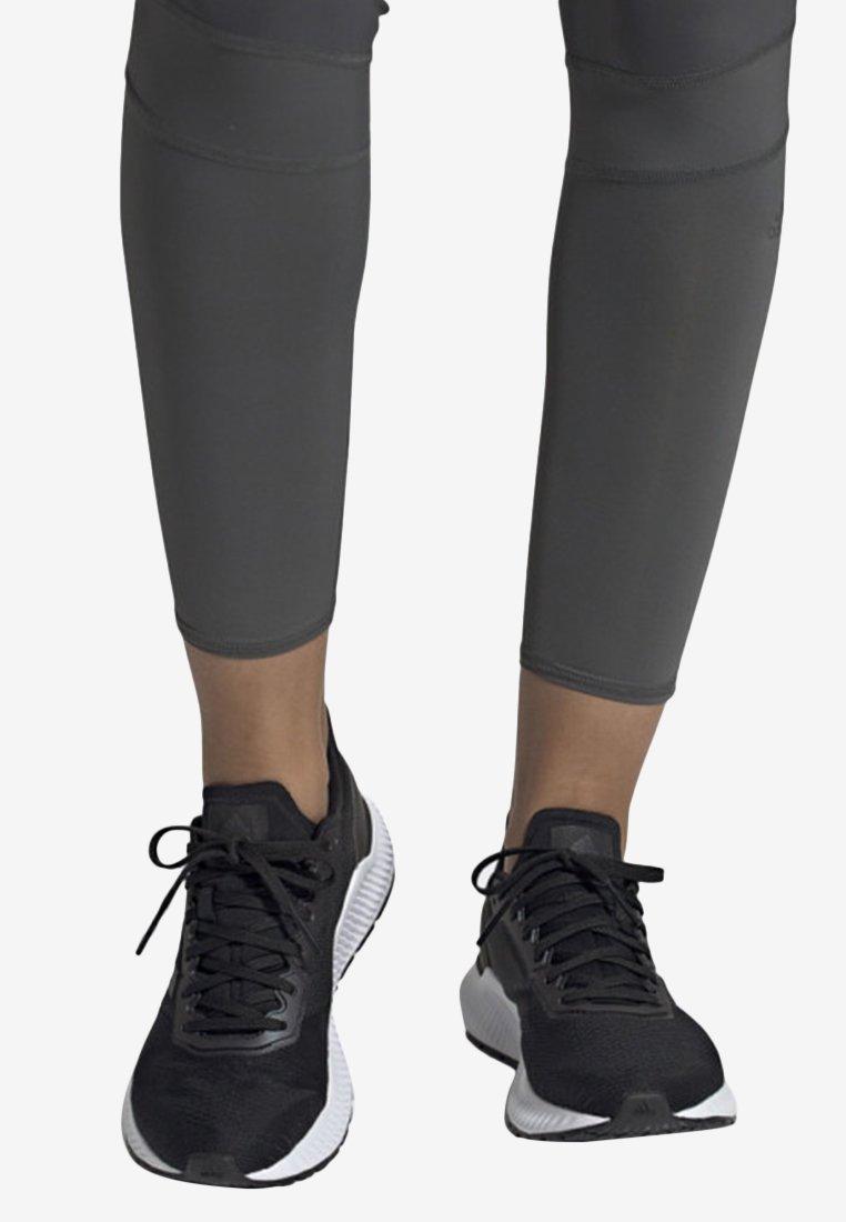 adidas Performance - SOLAR RIDE SHOES - Juoksukenkä/vakaus - black