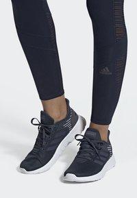adidas Performance - ASWEERUN SHOES - Laufschuh Neutral - blue - 0