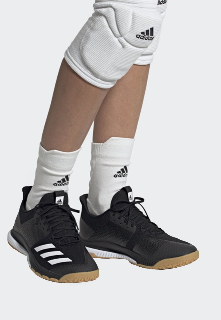 Fitness Performance Crazyflight Bounce Adidas Black Et 3 De ShoesChaussures D'entraînement nk80wXOP