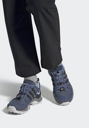 TERREX SWIFT R2 GORE TEX HIKING SHOES - Hiking shoes - blue