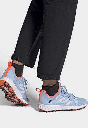 TERREX SPEED GTX SHOES - Chaussures de running - blue