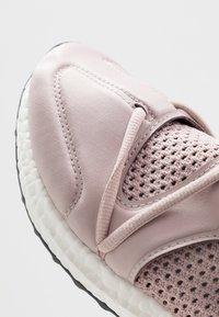 adidas by Stella McCartney - ULTRABOOST - Neutral running shoes - dust rosa/ultra pop/legend red - 6
