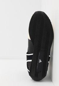 adidas by Stella McCartney - BOXING SHOE - Obuwie treningowe - black/white/footwear white/pearl grey - 4