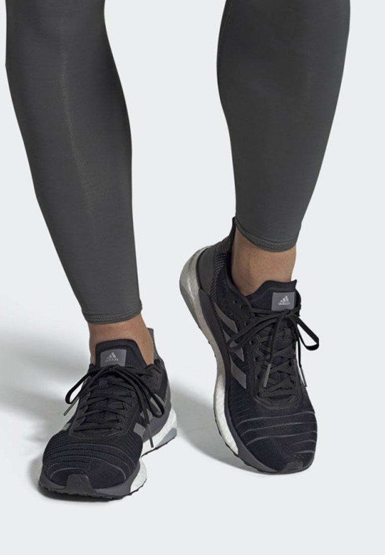 adidas Performance - SOLAR GLIDE 19 SHOES - Hardloopschoenen neutraal - black