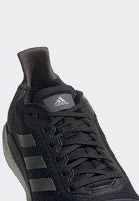 adidas Performance - SOLAR GLIDE 19 SHOES - Hardloopschoenen neutraal - black - 5