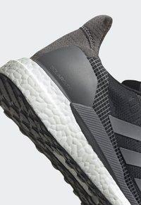 adidas Performance - SOLAR GLIDE 19 SHOES - Hardloopschoenen neutraal - black - 10