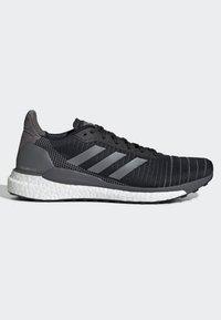 adidas Performance - SOLAR GLIDE 19 SHOES - Hardloopschoenen neutraal - black - 7