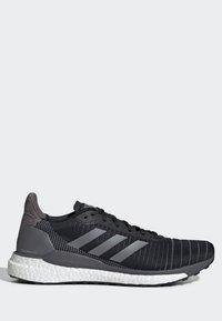 adidas Performance - SOLAR GLIDE 19 SHOES - Hardloopschoenen neutraal - black - 6